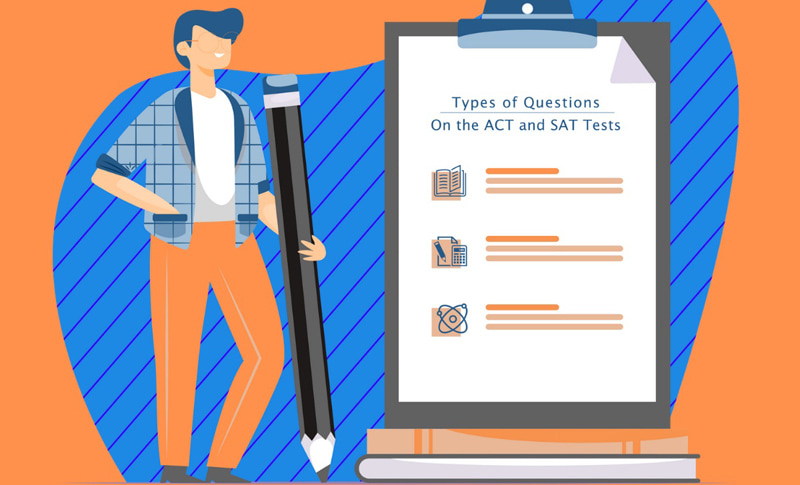 What Types of Questions are on the ACT® and SAT® Tests?