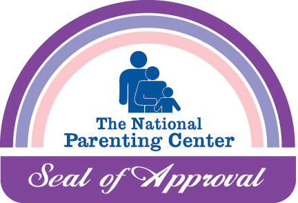 The National Parenting Center Seal of Approval Logo